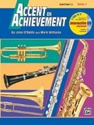 Accent on achievement baritone t.c book 1